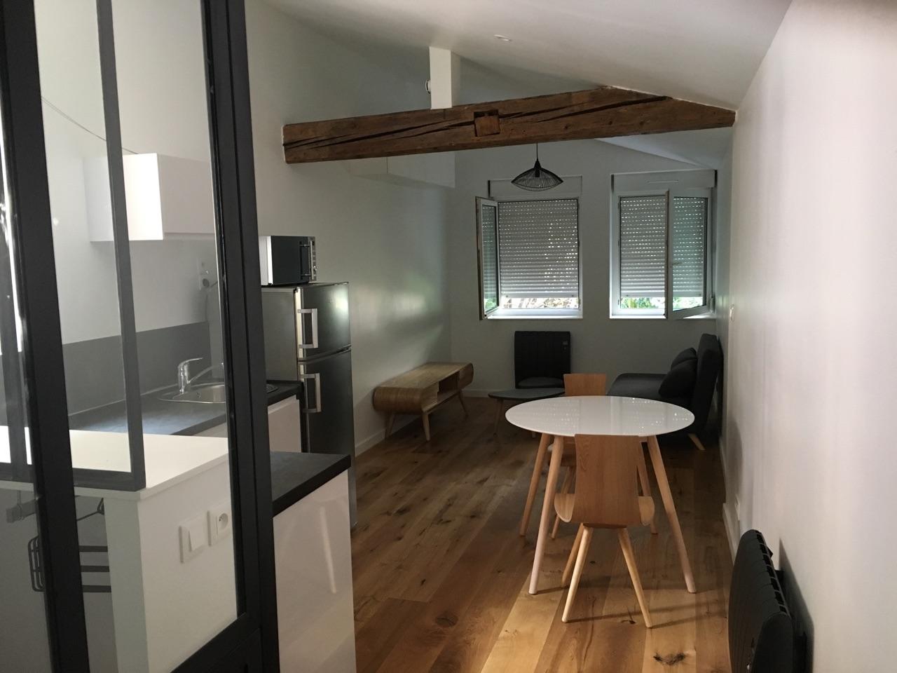 Rénovation complète d'un studio