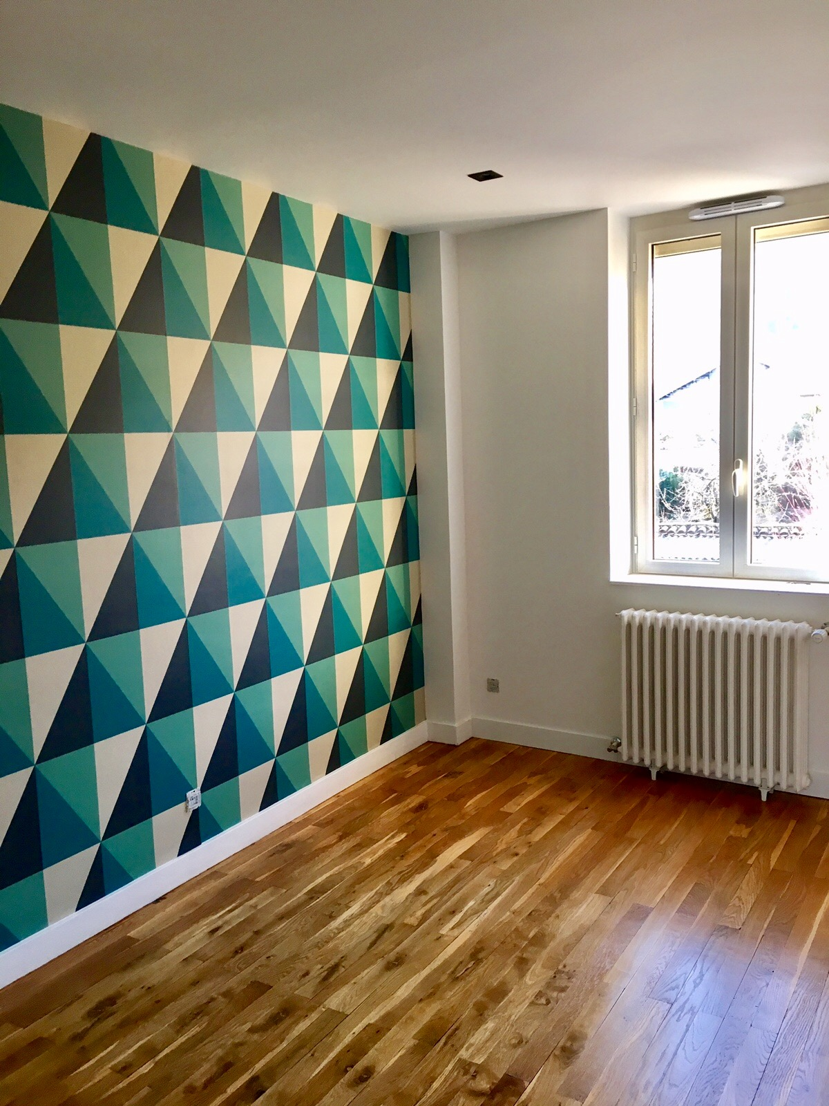 Revêtement muraux papier peint